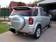 TOYOTA RAV4 RAV-4 3D AND 5D 2002- REAR ROOF SPOILER NEW