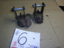 1957 1958 1959 FORD SKYLINER RETRACTABLE TRUNK LIFT JACK MOUNT SET PAIR RH LH OE
