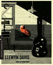Inside Llewyn Davis (Blu-ray Disc, NEW, 2013, 2016 Criterion Collection Release)