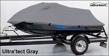 PWC Jet ski cover- Grey Fits Seadoo SP 580 hull 1988 1989 1990 1991 1992 1993