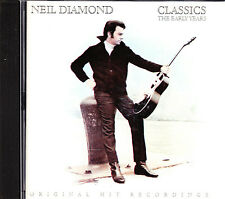 NEIL DIAMOND classics the early years CD NEU