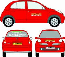 HERBALIFE NUTRITION New Design Full Set Car stickers advertising signs decals