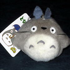 OFFICIAL TOTORO PLUSH KEYCHAIN NEW