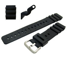 Resin Watch Strap 20mm To Fit Casio DW6400