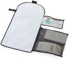 Nouveau à langer tapis portable pliant de voyage matelas à langer imperméable sac