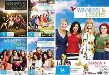 Winners and Losers COMPLETE SEASON 1 2 3 4 Part 1 & 2 : NEW DVD