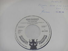 "THE 5 STAIRSTEPS -Dear Prudence- (Beatles Cover) 7"" 45 Buddah Promo Archiv mint"