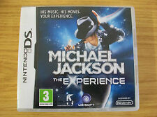 Michael Jackson: The Experience (Nintendo DS) NEW UNSEALED