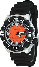 SRP315 SEIKO AUTOMATIC ORANGE MONSTER SCUBA DIVERS 200M