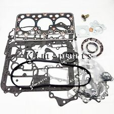 New Kubota D1302 Upper & Lower Full Gasket Kit Set for KUBOTA TRACTOR KH60