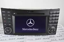 Mercedes Comand APS NTG2.5 W219 W211 CLS E CD Sat Nav navigation system HDD 2.5