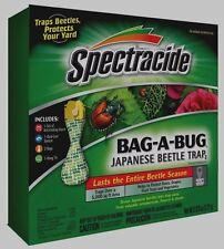 New! SPECTRACIDE ~BAG A BUG~ Japanese Beetle Ladybug Insect Trap Killer HG-56901