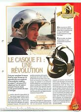 Fire Helmets Casques F1 CGF Gallet France Sapeurs Pompiers FICHE FIREFIGHTER