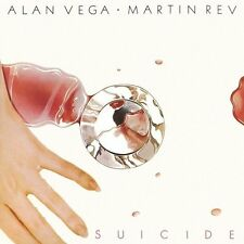 Suicide Alan Vega Martin Rev Vinyl LP Record! 1980 album! ric Ocasek of cars NEW