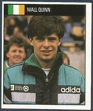 ORBIS 1990 WORLD CUP COLLECTION-#187-EIRE-NIALL QUINN
