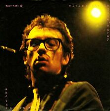 """7"""" Elvis Costello – Oliver's Army / My Funny Valentine // Germany 1979"""