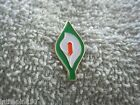 """Large Easter Lily Pin Irish Freedom Badge Tri-Color Ireland New 1"""" Size"""