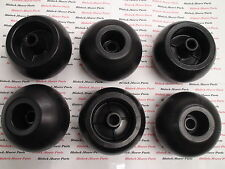 "12015 (LOT of 6 ) Exmark 103-8415 Deck Wheel Fits Triton 46,50,56"" Decks Lazer Z"