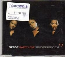 (DH593) Fierce, Sweet Love - 2000 DJ CD
