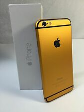 APPLE IPHONE 6 -16GB - GOLD/BLK  (AT&T) FACTORY UNLOCKED!!