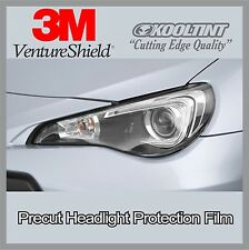 Headlight Protection Film by 3M for 2013-2015 Subaru BRZ