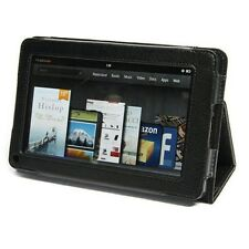 """ACE (TM) Bold Leather Case Folio Cover Stand for 7"""" Amazon Kindle Fire Tablet"""