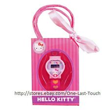 HELLO KITTY Digital Plastic Watch Stocking Stuffer+MINI BAG Hearts OSFA 2/2