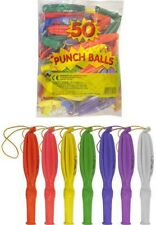 24x PUNCH BALLOONS birthday Party Bag Loot Fillers UK SELLER