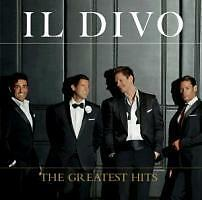 Il Divo - The Greatest Hits DELUXE EDITION   2CDs  NEUWARE