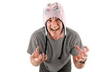 The Hobbit Lord Of The Rings Gollum Laplander Licensed Beanie Hat