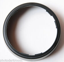 "2 1/2"" Bayonet Mount - Unknown Make - 3"" OD 1"" Deep Lens Hood Shade - USED H37"