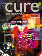 THE CURE On Record by Daren Butler ~ visual discography ~ (Paperback, 1994)