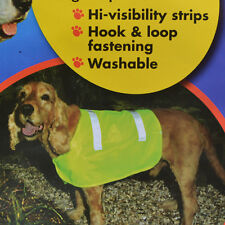 Day and Night Reflective Safety Dog Reflecti-Vest M