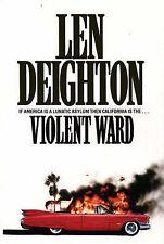 Violent Ward, Len Deighton