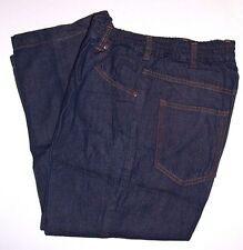 Men's Ice House® Flannel-Lined Jeans - Stretch Waist - Size: 36 M - Inseam: 30