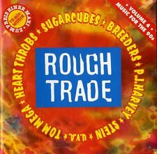 Rough Trade 4 PALE SAINTS BREEDERS PJ HARVEY DONNA REGINA TOM MEGA  SUGARCUBES