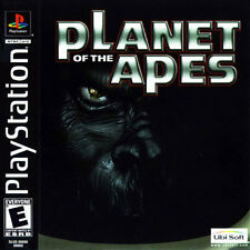 Planet of the Apes Playstation 1 Video Game by Ubi Soft New in Package