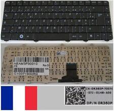 Clavier Azerty Français DELL Vostro 1220 C100719900R0 0R360P AEAM3F00010 Noir
