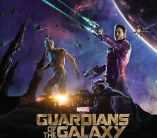 Marvel's Guardians of the Galaxy: The Art of the Movie-ExLibrary