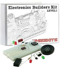 Whizzkits Breadboard Electronics Beginners Project Starter Builders Kit