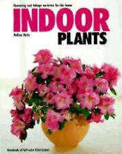 Indoor Plants by Halina Heitz (1991, Hardcover) Book Gardening Growing