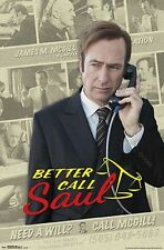 BETTER CALL SAUL - COLLAGE - TV SHOW POSTER - 22x34 - 13862