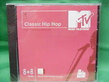 Classic Hip Hop~~MTV Karaoke~5102 ~ Rapper's Delight ~ Push It ~ CD+G~~RARE~USED
