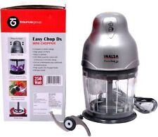 Inalsa Easy Chop Dx Mini Electric Chopper (Silver) Hand Blender - Easychop