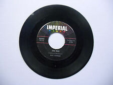 Fats Domino Shu Rah/Fell In Love On Monday 45 RPM Imperial Records VG