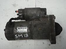 SAAB 9-5 06-11 9-3 05-11 Diesel Manual Starter motor USED 55352882 ST13 DTH DTR