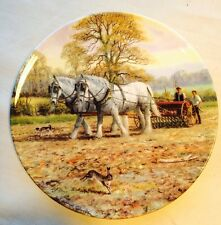 Royal Doulton,collectors plate,limited edition,Bradex exchange,bySpencer Coleman