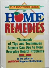 ��THE DOCTORS BOOK OF HOME REMEDIES: Thousands of Tips and Techniques Hardcover