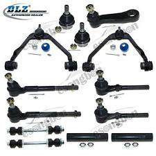 Set Suspension Control Arms Ball Joints Tie Rod Kit For 1997-2003 Ford F-150 2WD