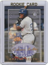 RC~ADRIAN BELTRE 1997 Score Board Autographed Collection_ROOKIE CARD~97~ALL-STAR